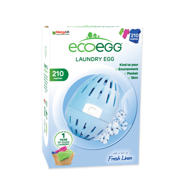 Blue Laundry egg in box