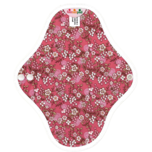 Cherry Blossom patterned pantyliner