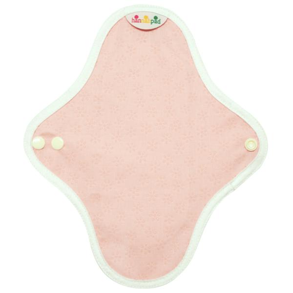 Small pink cloth pad