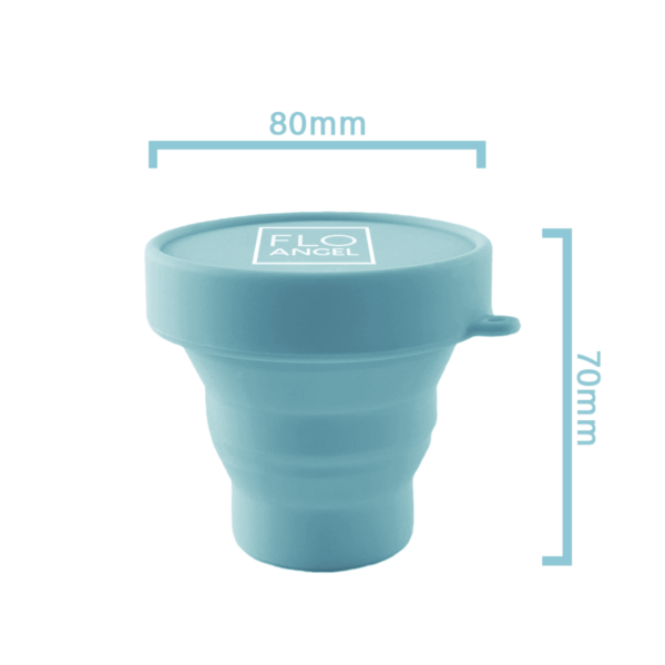 Menstrual cup holder